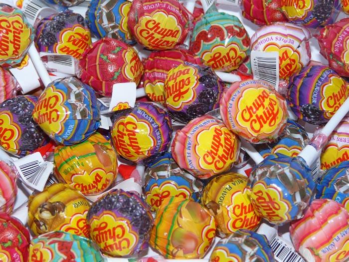 Chupa Chups Lollipops Kids Party Bags By Fancy Pants